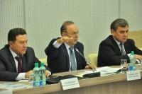 Руководители избиркомов обменялись опытом.Фото Олега МАЛЬЦЕВА