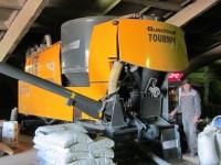 Агрегат «Бушхов Турмикс» обеспечивает высокое качество кормов. Фото Леонида НИКИТИНА