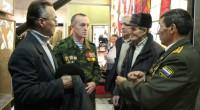 Чапаевцы вспомнили дни службы.Фото с сайта vk.com