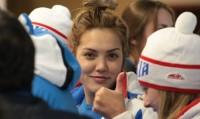 Эдера Лаврентьева: «Все отлично. Россия лучшая!»Фото: cap.ru.