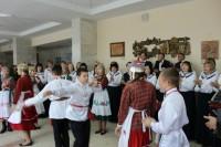 Местный танец села Чурачики «Ветелле» понравился и жюри, и зрителям.
