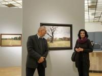 «Дуб в Домотканове» занимает важное место в творчестве Серова, уверены сотрудники музея. Фото ЧГХМ