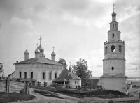 Никольский монастырь.