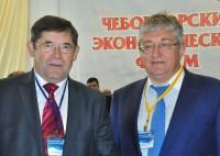 Владимир Свешников и Александр Усков.