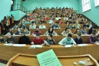 Больше всего среди участников было школьников.Фото Олега МАЛЬЦЕВА
