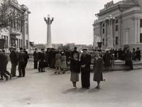 1952 год. «Это рядом с бывшим кинотеатром «Родина», – когда так говорят, то всем становится понятно, где это находится сейчас.