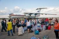 Практически все приехавшие в 2014 году смогли обустроиться в Чувашии.Фото Дмитрия БАРЫШОВА из архива редакции