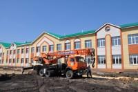 Строительство школ в Чувашии не прекращалось.Фото cap.ru