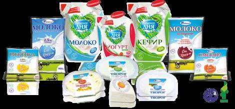 Аккондовская молочная продукция