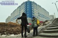 Администрация Чебоксар выдала разрешение на ввод в эксплуатацию 180-квартирного многоэтажного дома по проспекту Тракторостроителей