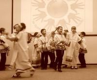 Юным танцорам достались самые бурные аплодисменты.