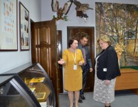 Экспозиция в музее Бичурина рассчитана и на туристов из Китая, и на школьников, интересующихся историей и географией.Фото cap.ru