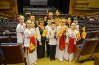 Наши ребята выступали в составе Детского сводного хора России уже в четвертый раз