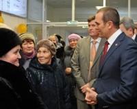 В МФЦ можно придти и просто пообщаться, атмосфера располагает, уверен Михаил Игнатьев