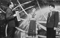 Тамара Чумакова была популярной исполнительницей чувашских народных песен.