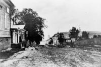 Улица Соборная (впоследствии – Чувашская). Фото конца XIX в.
