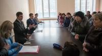 Встречи с «частным сектором» проходят в конструктивном русле.Фото Максима ВАСИЛЬЕВА