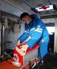 На обновление автопарка машин «скорой помощи» запланировано направить 5 млрд. рублей. Фото cap.ru