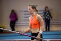 Приближающаяся Олимпиада – отличный стимул для Анжелики Сидоровой.Фото Максима ВАСИЛЬЕВА