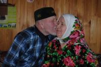 В мире и согласии прожили жизнь Хеснулла и Хабире Мушаряповы.Фото cap.ru