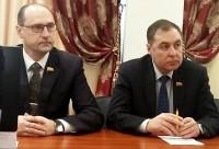 Владимир Михайлов и Леонид Лукин.