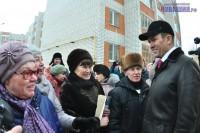 Пожелание Главы республики: «Живите дружно с соседями!»Фото Олега МАЛЬЦЕВА