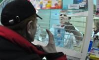 Менять защитную маску от гриппа специалисты рекомендуют через 3-4 часа.Фото Олега МАЛЬЦЕВА