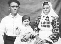 Семья Тимирязевых приехала в Уватские Юрты в 1961 году.