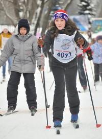 Зимний спортивный отдых требует тщательной подготовки.Фото Олега МАЛЬЦЕВА из архива редакции