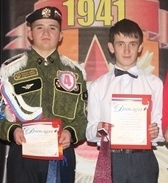 Алексей Алексеев и Дмитрий Уфуков.