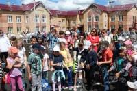 За три года в Цивильском районе построено два современных детсада. Один из них, «Солнечный город», был торжественно открыт в День республики...Фото cap.ru