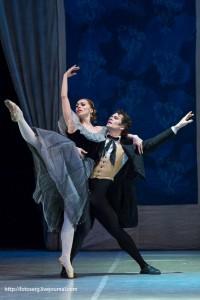 Со спектаклем о легенде русского балета артисты объехали немало городов.