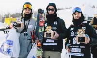 На церемонии награждения Дмитрий Мулендеев (крайний справа) выглядел самым жизнерадостным.Фото vk.com