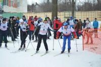Лыжные трассы в Чувашии и в конце марта не пустуют. Фото cap.ru