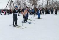 Ветераны в числе первых опробовали урмарскую лыжню. Фото cap.ru