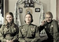 Кадр из фильма «В бой идут одни старики».