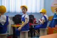 - Решено: стану строителем. Фото Максима ВАСИЛЬЕВА