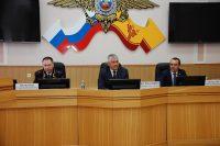 Владимир Колокольцев считает, что полицейские в Чувашии работают эффективно.Фото cap.ru