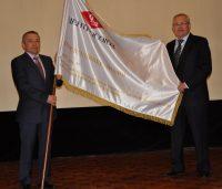 С заслуженной наградой Юрия Харитонова поздравил председатель Совета Чувашпотребсоюза, депутат Государственного Совета республики Валерий Павлов.