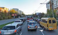 Чтобы пробок в Чебоксарах стало меньше, нужно менять саму систему пассажирских перевозок.Фото Яндекс.карты