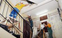 По данным Минстроя РФ, 50 проц. домов в России нуждается в капремонте. Фото sreda24.ru