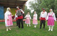 Первый фестиваль на реке Унга положил начало хорошей традиции