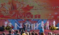 Юные любители каратэ старались выступить красиво.Фото Максима ВАСИЛЬЕВА