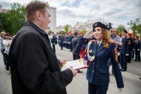 Пусть звание «Лучший кадет» станет первой, но не единственной наградой.Фото Максима ВАСИЛЬЕВА