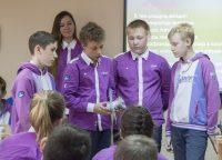 Артековские проекты школьников высоко оценили космонавты. Фото с сайта «Артека»