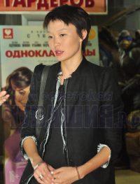 Евгения Манджиева. Фото Олега МАЛЬЦЕВА