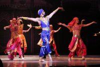 Сказки тысяча и одной ночи оказались счастливыми для исполнителяпартии царя Шахрияра.Фото Театра оперы и балета