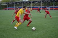 Мяч чаще гостил у ворот соперника.Фото cap.ru