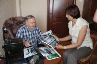 Вадиму Киселеву есть что рассказать и показать нынешнему поколению.