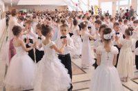 Бал для дошколят в Чебоксарах провели впервые.
